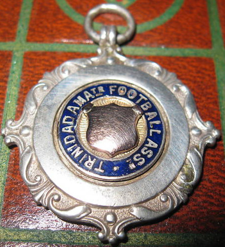 1939 TAFA Shield Medal