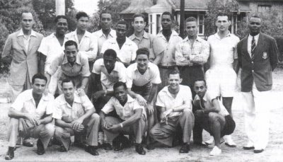 Trinidad Football Team 1947