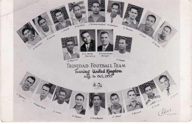 Trinidad Football Team