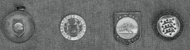 Geoff Bradford's medal collection