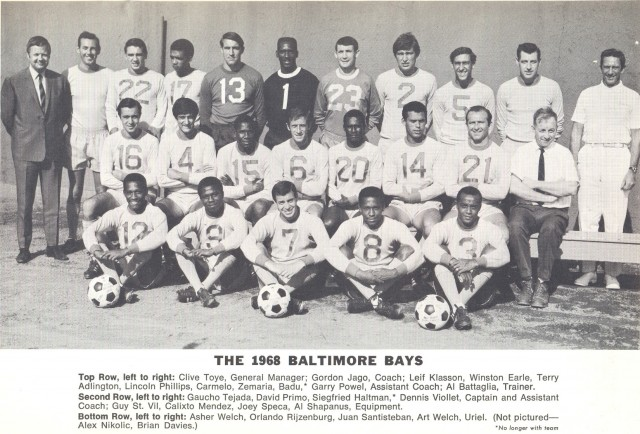 The 1968 Baltimore Bays