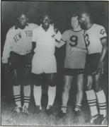 Pele at New York Generals