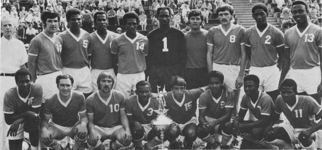 NASL International Cup Winners