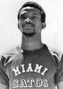 Warren Archibald with Miami Gatos