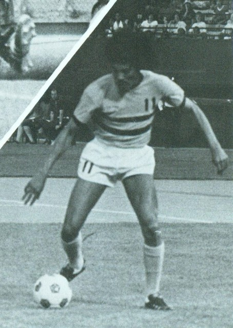 Keith Aqui with Comets