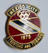 Pan American Games Pin