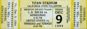 USA vs U-23 T&T ticket