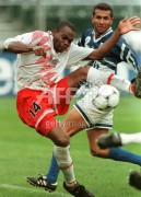 Trinidad and Tobago forward Stern John