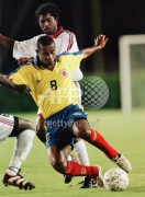 Trinidad & Tobago vs Colombia